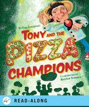TONY AND THE PIZZA CHAMPIONS by Tony Gemignani