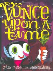 Cover art for VUNCE UPON A TIME