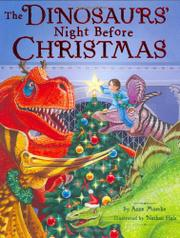 Cover art for THE DINOSAURS' NIGHT BEFORE CHRISTMAS