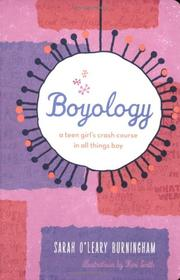 Cover art for BOYOLOGY
