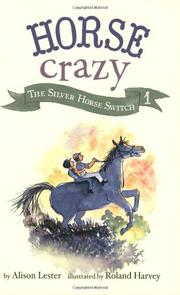 HORSE CRAZY by Alison Lester