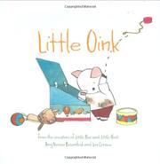 LITTLE OINK by Amy Krouse Rosenthal