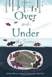 Cover art for OVER AND UNDER THE SNOW