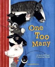 ONE TOO MANY by Gianna Marino