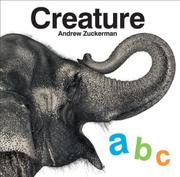 Cover art for CREATURE ABC