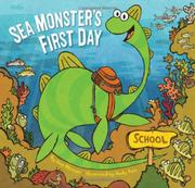 Cover art for SEA MONSTER'S FIRST DAY