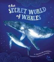 Cover art for THE SECRET WORLD OF WHALES