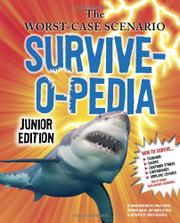 Book Cover for SURVIVE-O-PEDIA