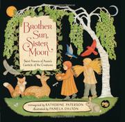 Cover art for BROTHER SUN, SISTER MOON