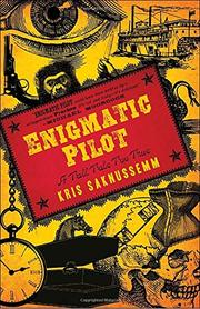 Book Cover for ENIGMATIC PILOT