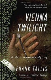 Book Cover for VIENNA TWILIGHT