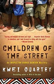 Cover art for CHILDREN OF THE STREET