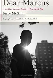 DEAR MARCUS by Jerry McGill