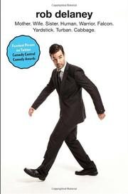 ROB DELANEY by Rob Delaney