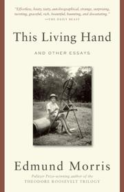 Cover art for THIS LIVING HAND