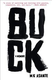 BUCK by MK Asante