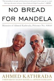 Book Cover for NO BREAD FOR MANDELA