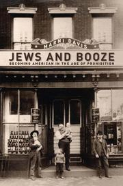 JEWS AND BOOZE by Marni Davis