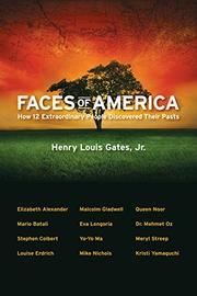 Book Cover for FACES OF AMERICA