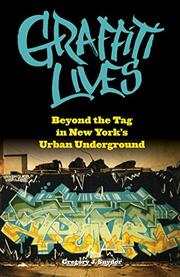 Cover art for GRAFFITI LIVES