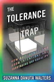 THE TOLERANCE TRAP by Suzanna Danuta Walters