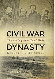 Cover art for CIVIL WAR DYNASTY