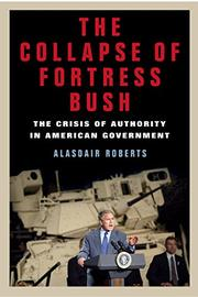 THE COLLAPSE OF FORTRESS BUSH by Alasdair Roberts