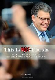 THIS IS NOT FLORIDA by Jay Weiner
