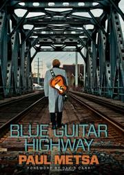 Book Cover for BLUE GUITAR HIGHWAY