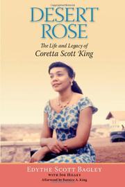DESERT ROSE by Edythe Scott Bagley