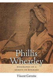 Cover art for PHILLIS WHEATLEY