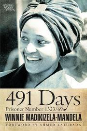 491 DAYS by Winnie Madikizela-Mandela