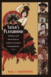 Cover art for SATAN'S PLAYGROUND