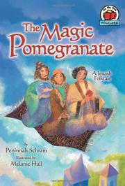 Book Cover for THE MAGIC POMEGRANATE