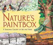 NATURE'S PAINTBOX by Patricia Thomas