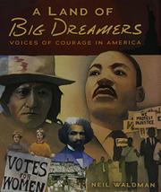 Book Cover for A LAND OF BIG DREAMERS