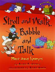Cover art for STROLL AND WALK, BABBLE AND TALK