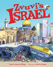 Book Cover for ZVUVI'S ISRAEL