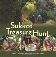 SUKKOT TREASURE HUNT by Allison Ofanansky