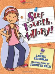 Book Cover for STEP FOURTH, MALLORY!