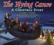 Cover art for THE FLYING CANOE