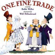 ONE FINE TRADE by Bobbi Miller