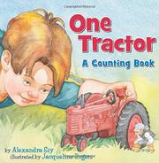 ONE TRACTOR by Alexandra Siy