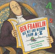 BEN FRANKLIN by Alan Schroeder