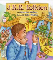 J.R.R. TOLKIEN by Alexandra Wallner