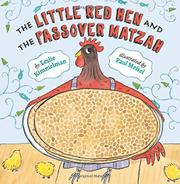 Cover art for THE LITTLE RED HEN AND THE PASSOVER MATZAH