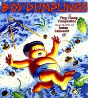 Cover art for BOY DUMPLINGS