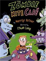 Book Cover for THE ZOMBIE NITE CAFÉ