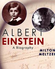 Cover art for ALBERT EINSTEIN