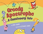 Book Cover for GREEDY APOSTROPHE
